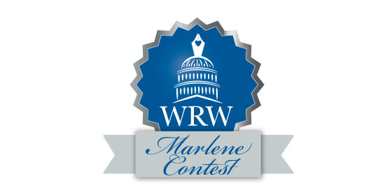 WRW logo for the Marlene Contest