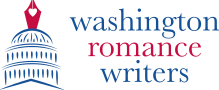 WRW logo - US Capitol topped by fountain pen with heart in nib